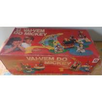 Antigo Vai-vem Do Mickey Da Estrela - Ferrorama - Confira!!!