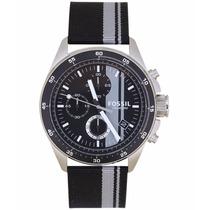Relógio Masculino Fossil Decker - Ch2959 ( Rev. Autorizado )