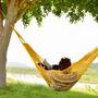 Rede De Dormir E Descanso Camping Nylon Impermeável Tarrafa