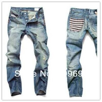 Calça Jeans Adidas/diesel - Tam.42 Br - Entrega Imediata !
