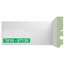 Rodapé Em Mdf Brasgroup Mod 1016 10cm Verde Ultra Madefibra