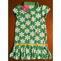 Vestido Carters Infantil Tamanho 3, 4 E 5 - Importado