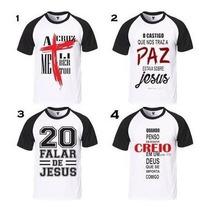 1eea5dd13 Busca camisetas evangelicas com os melhores preços do Brasil ...