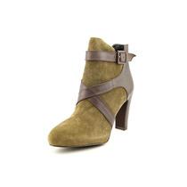 Tahari Dina Ankle Boot De Couro