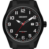 Relógio Orient Masculino Preto  Mpss1019 P2px