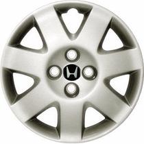 Calota Honda Civic Aro 15 P/ Ano De 2000 Á 2008 Nova !!!!!!!