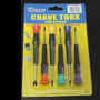 Kit 6 Chaves Torx Conserto Eletrônicos Telefones E Celulares