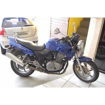 Honda Cb 500 2002 Nova Aceitamos Carros E Moto Na Troca