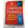 A Conquista Da Matemática 9º Ano  Livro De Aula Frete Grátis