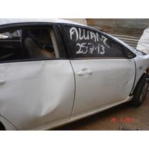 Corolla 2.0 Flex 2012 Sucata ( Venda De Peças )