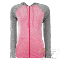 Jaqueta Under Armour Cc Feminina Rosa - Futfanatics