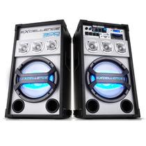 Conjunto De Caixas De Som Amplificadas Nks-300w