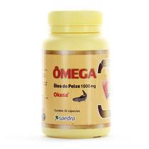 Omega 3 1000 Mg Okasa Saedra Com 30 Capsulas