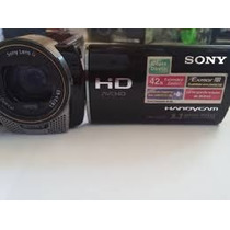 Filmadora Sony Hdr-cx130 Full Hd Zoom 42x