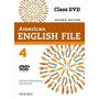 American English File 4 Class Dvd - 2nd Ed