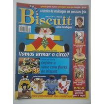 Arte Em Biscuit #11 Anna Modugno - Armar O Circo