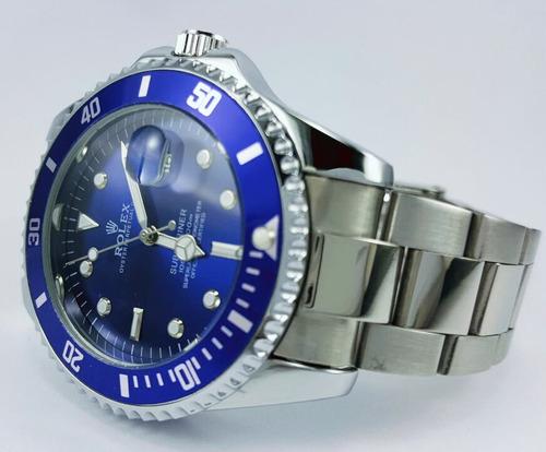 390422dcd20 Relógio Rolex Submariner Azul - R  149 en Melinterest
