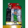 Luigi - World Of Nintendo Boneco Miniatura Ice Super Mario
