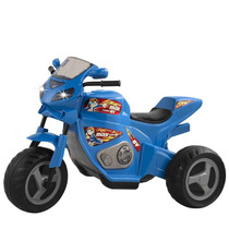 Triciclo Elétrico Infantil Moto Max Turbo 1330l - Magic Toys