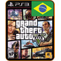 Gta 5 Portugues Ps3 Psn - Midia Digital