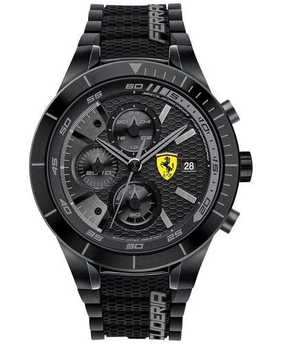 8ecddb07cca Relógio Ferrari Scuderia Revo Chronograph 0830262. R  1699