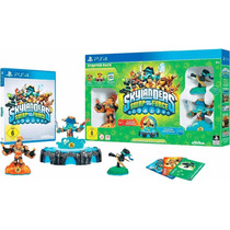 Jogo Skylanders Swap Force Starter Pack- Ps4 - Playstation 4