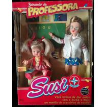 Boneca Susi Brincando De Professora