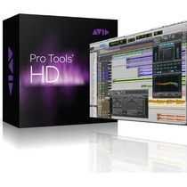 Avid Pro Tools Hd 11/10 (via Transferência) 12x S/ Juros