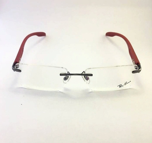 Armação Oculos Para Grau Rayban Parafusada - R  120 en Melinterest fe3a6a4a2b