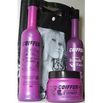 Kit Matizador Blond Fairy Cliente Coiffer - Frete Gratis