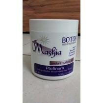 Botox Capilar Maghia Selante Mascara Reconstrutora 4-d 500g