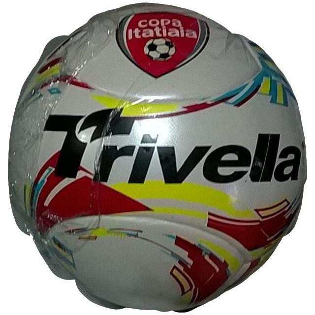 7b3aca8a93 Kit 2 Bola Futebol Campo Trivella Super - Brasil Gold em Congonhas ...