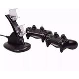 Carregador Controle Ps4 Suporte Dock Vertical Playstation 4