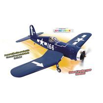 Aeromodelo Corsair F4u 120 20cc Arf Eletrico Combustao Tpm04
