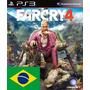 Far Cry 4 + B R I N D E - Psn Ps3 - Em Português - Envio Já