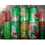 Latas Can Seven Up Diet 7-up Usa Stevia Carnaval Argentina