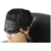 Máscara Para Dormir Preta Tapa Olho Viseira Blackout Preto