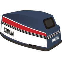Adesivo Motor De Popa Yamaha 15b Hp 93/97