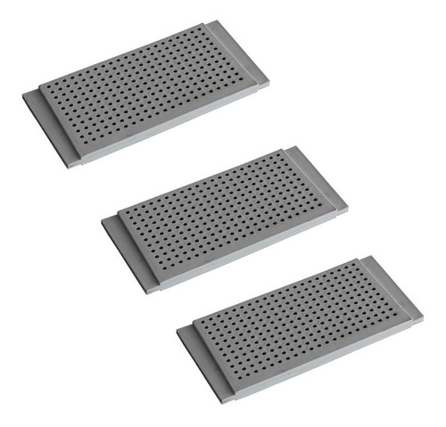 Filtro Refil P/ Fonte 3 Cascatas Durapets Kit C/ 3 Pecas