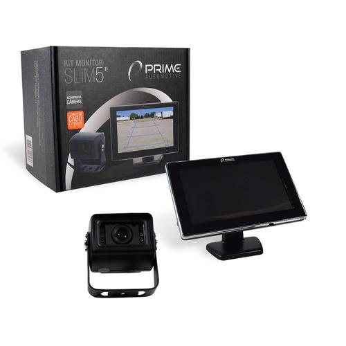 Câmera Com Monitor 5 Polegadas - Kx3 Et - 500