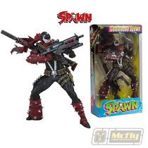 Spawn Commando Spawn 34 Color Tops Mcfarlane Toys