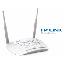 Tp-link Modem Roteador Wireless N Adsl2+ 300mbps Td-w8961nd