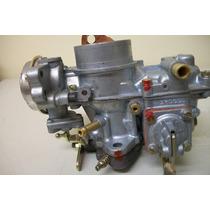 Carburador Par Kombi Gasolina, Álcool Ou Catalizador