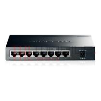 Switch 8 Portas Gigabit Com 4 Portas Poe Tp-link Sg-1008p