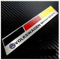Volkswagen Motorsport Alemanha Polo Golf Passat Bora!!