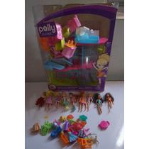 Lote De Brinquedos Da Polly R$ 70,00 + Frete