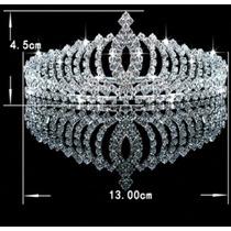 Coroa Tiara Arranjo Para Cabelo De Noiva Debutante Noivado