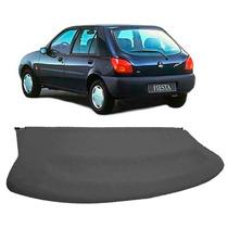 Tampao Traseiro Bagagito Fiesta Hatch 96/01 Acarpetado Grafi