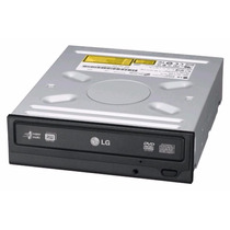 Drive Leitor Gravador Dvd-cd-rw Sata Lg Super Mult Preto 3d@