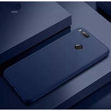 Capa Case Ultra Fina Fosca Xiaomi Mi A1/ 5x+pelicula Vidro